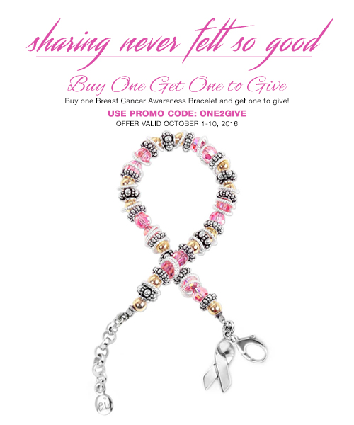 Additional website graphic for the breast cancer campaign in October 2016.